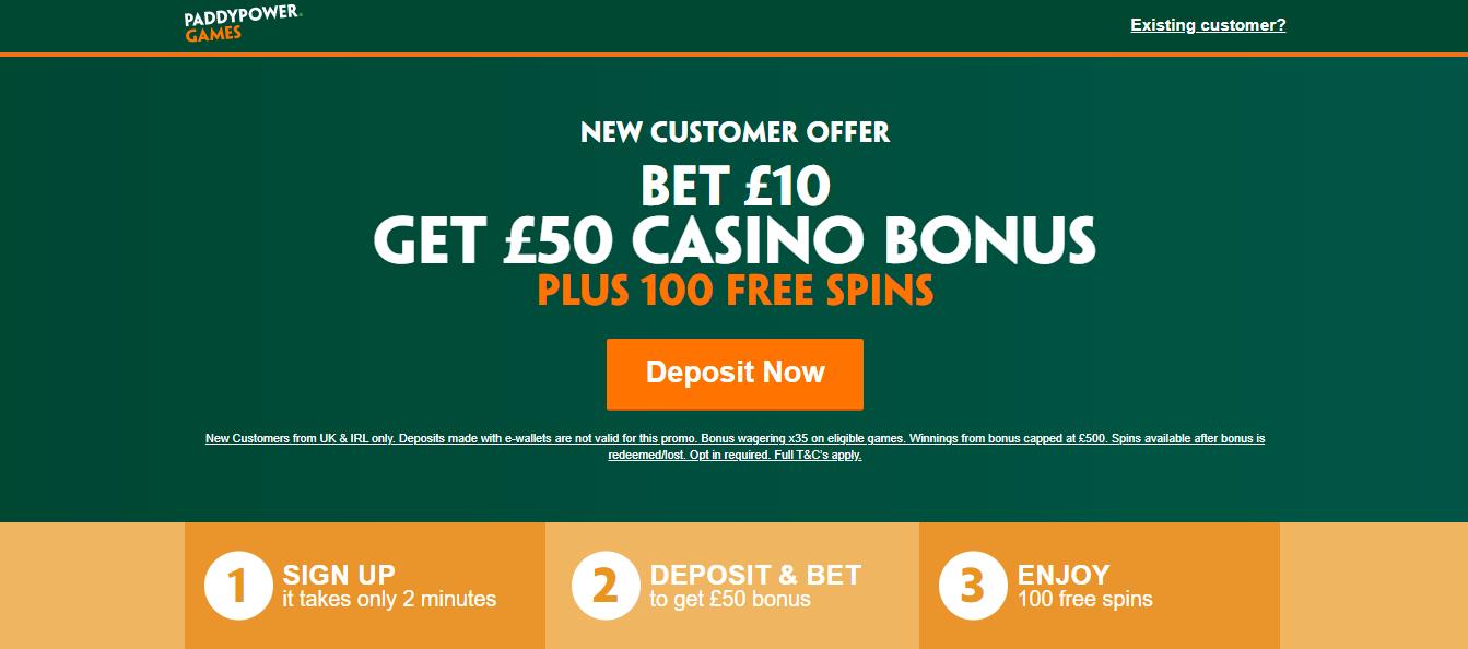 Casino Paddy